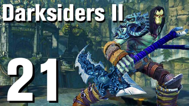 U. Darksiders 2 Walkthrough Part 21 - Chapter 3 Promo Image