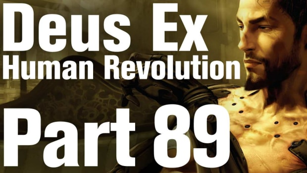 ZZZK. Deus Ex: Human Revolution Achievement Walkthrough - Good Soul (Pacifist) Promo Image