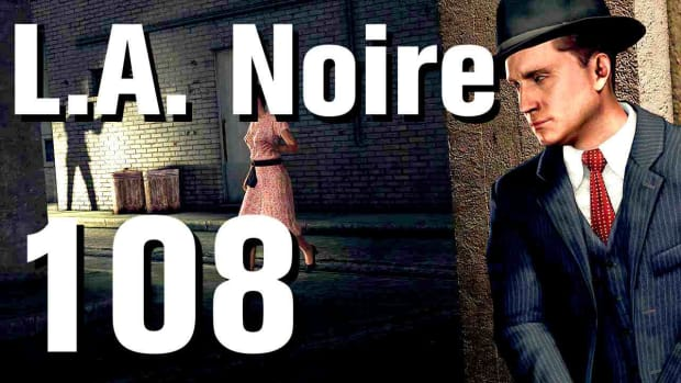 "ZZZZD. L.A. Noire Walkthrough Part 108: ""A Walk In Elysian Fields"" (4 of 5) Promo Image"