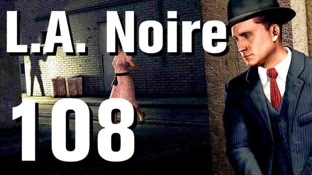 """ZZZZD. L.A. Noire Walkthrough Part 108: """"A Walk In Elysian Fields"""" (4 of 5) Promo Image"""
