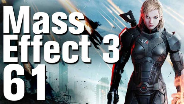 ZZI. Mass Effect 3 Walkthrough Part 61 - Rannoch - Save the Admiral Promo Image