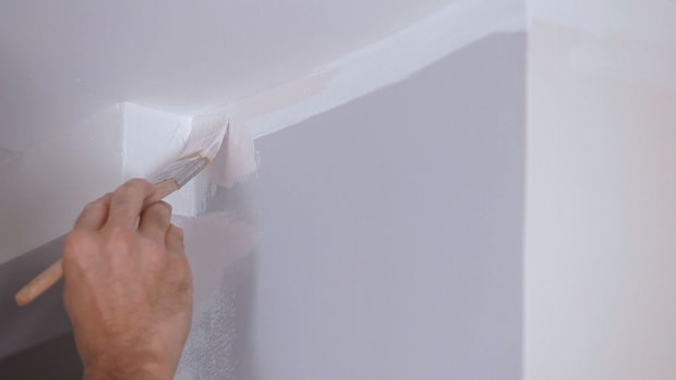 ZB. How to Cut In Walls when Painting Promo Image