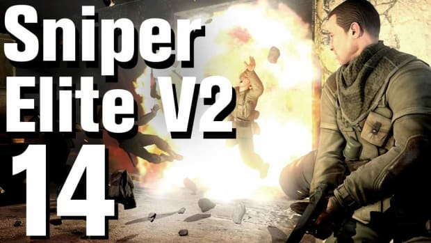 N. Sniper Elite V2 Walkthrough Part 14 - Kaiser-Friedrich Museum Promo Image