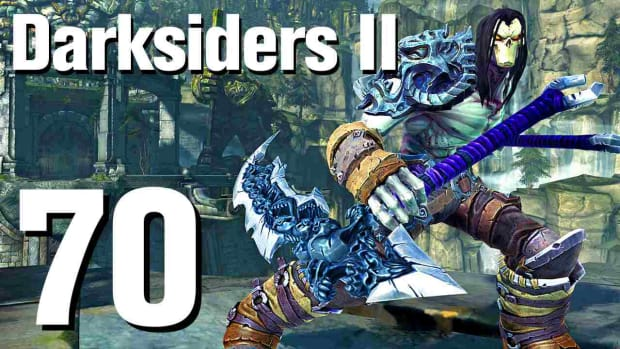 ZZR. Darksiders 2 Walkthrough Part 70 - Chapter 11 Promo Image