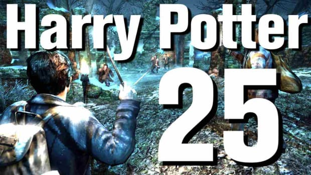 X. Harry Potter and the Deathly Hallows 2 Walkthrough Part 25: A Turn of Events Promo Image