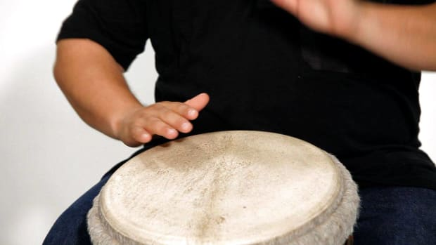 J. Djembe Drumming Patterns for Beginners Promo Image