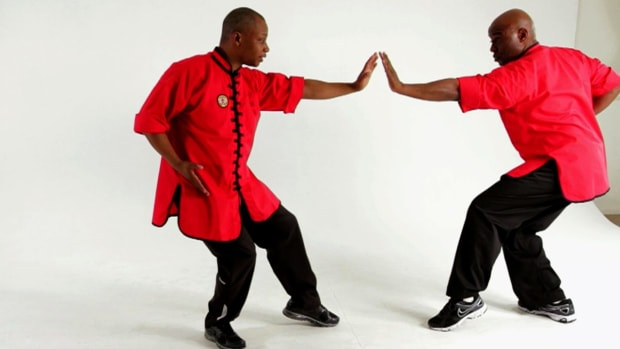 ZH. How to Do 18 Hand 2 Man Set Shaolin Kung Fu Moves Promo Image