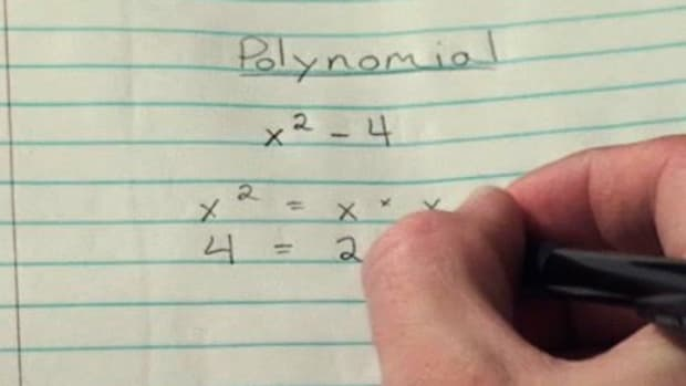 Q. How to Factor Polynomials Promo Image