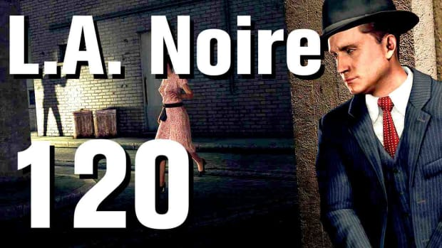 "ZZZZP. L.A. Noire Walkthrough Part 120: ""A Polite Invitation"" (6 of 7) Promo Image"