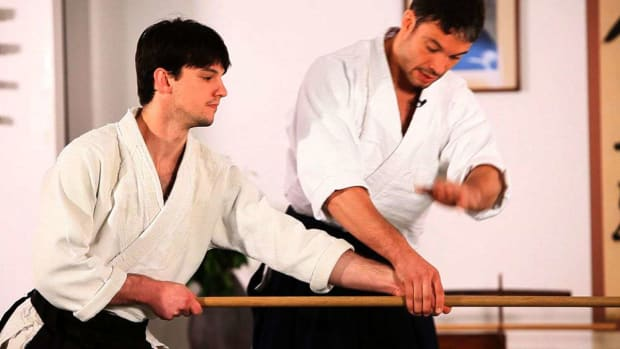 ZB. How to Do Jo Tori in Aikido Promo Image