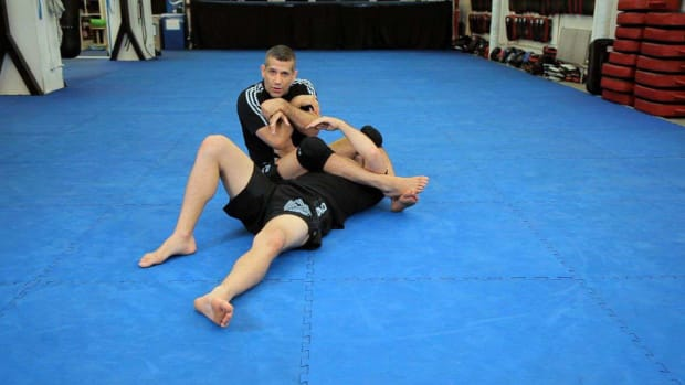 ZZP. How to Do a Wrist Lock MMA Submission Promo Image