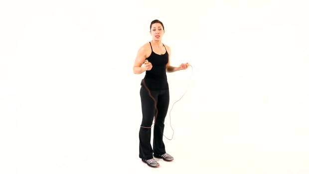 ZG. How to Use a Jump Rope for a Boot Camp Workout Promo Image