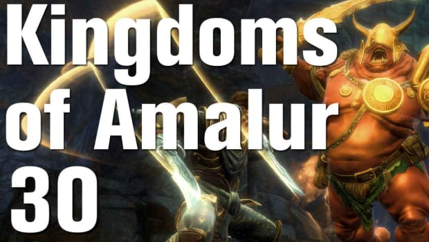 ZD. Kingdoms of Amalur: Reckoning Walkthrough Part 30 - Silence Falls Promo Image