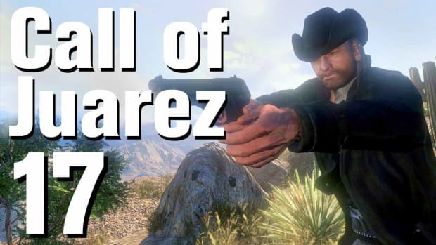 Q. Call of Juarez The Cartel Walkthrough: Chapter 5 (1 of 3) Promo Image