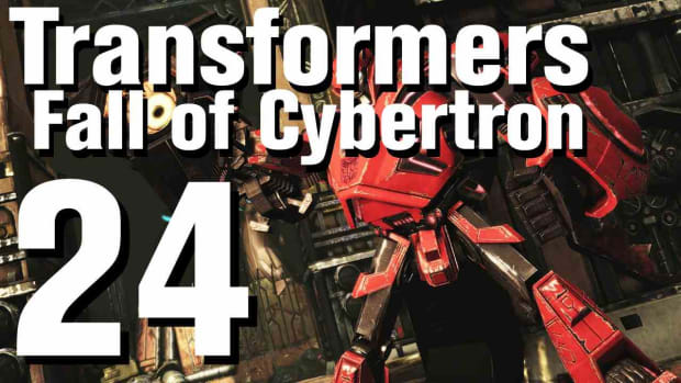 X. Transformers Fall of Cybertron Walkthrough Part 24 - Chapter 9 Promo Image