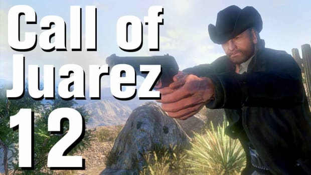 L. Call of Juarez The Cartel Walkthrough: Chapter 3 (4 of 4) Promo Image