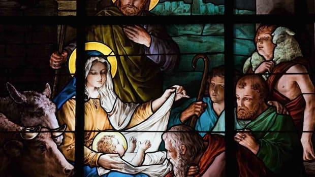 T. The Nativity of Jesus Bible Story Promo Image