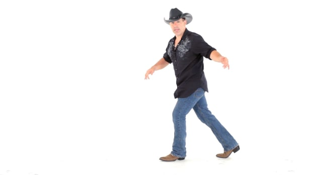 T. How to Do the Charleston in Line Dancing Promo Image