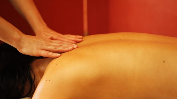 J. How to Massage the Shoulders using Ayurvedic Body Massage Promo Image