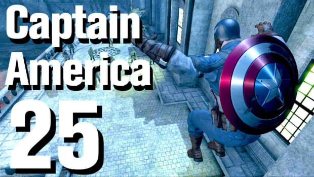 Y. Captain America Super Soldier Walkthrough: Chapter 11 (2 of 2) Promo Image