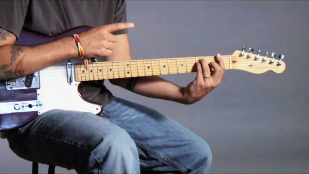 ZZZJ. How to Play Barre Chords in F Major on Guitar Promo Image