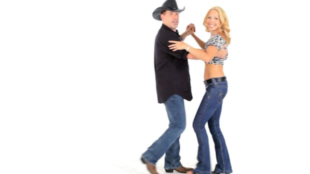 ZG. How to Do the 2-Step Line Dance Promo Image