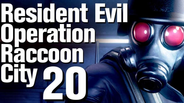 T. Resident Evil Operation Raccoon City Walkthrough Part 20 - Expendable Promo Image