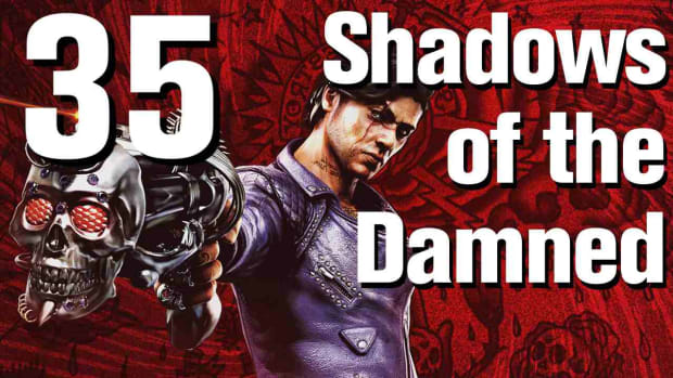 ZI. Shadows of the Damned Walkthrough: Act 4-5 Suburban Nightmares (2 of 5) Promo Image