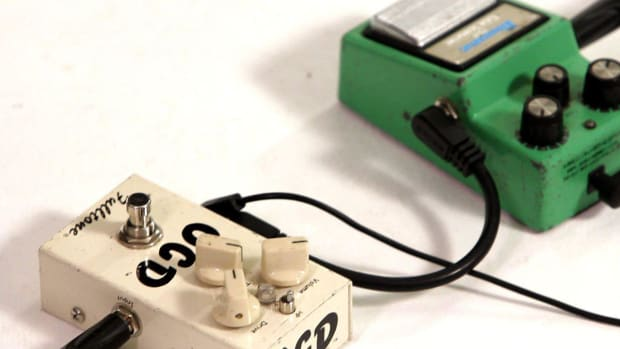 S. What Are Different Kinds of Guitar Pedal Overdrive? Promo Image
