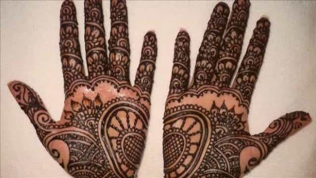 J. What Is Indian Henna Design? Promo Image