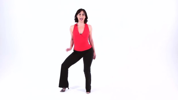 "ZA. How to Dance to ""All That Jazz"" from the Musical Chicago Promo Image"