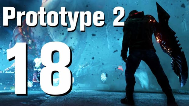 R. Prototype 2 Walkthrough Part 18 - The Airbridge 2 of 2 Promo Image