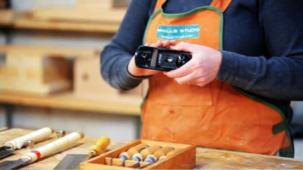B. Basic Woodworking Tools Promo Image