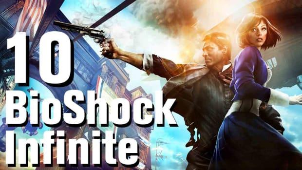 J. BioShock Infinite Walkthrough Part 17 Promo Image
