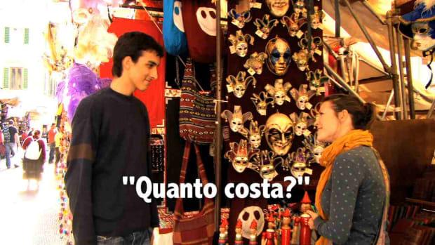 F. How to Speak Common Italian Phrases Promo Image