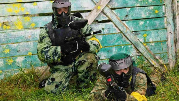C. How to Play Tactical Paintball aka Scenario Paintball Promo Image