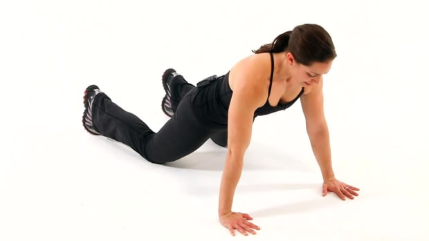 G. How to Do a Slow Push-Up for a Boot Camp Workout Promo Image