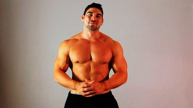 ZN. How to Do a Home Arm Workout for Men with Brett Azar Promo Image