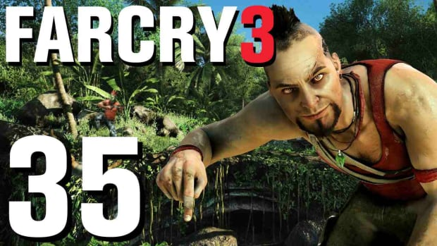 ZI. Far Cry 3 Walkthrough Part 35 - Fly South Promo Image