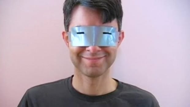 H. How to Make Emergency Sunglasses Out of Duct Tape Promo Image