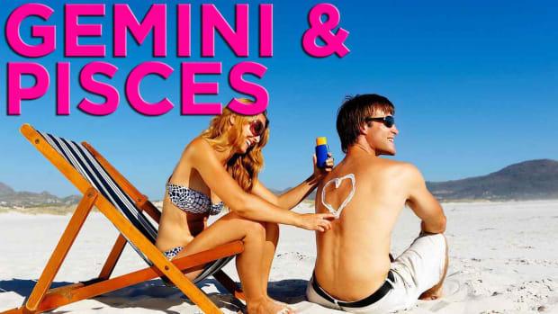 ZZE. Are Gemini & Pisces Compatible? Promo Image