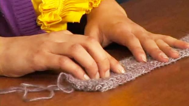 J. How to Count Crochet Stitches Promo Image