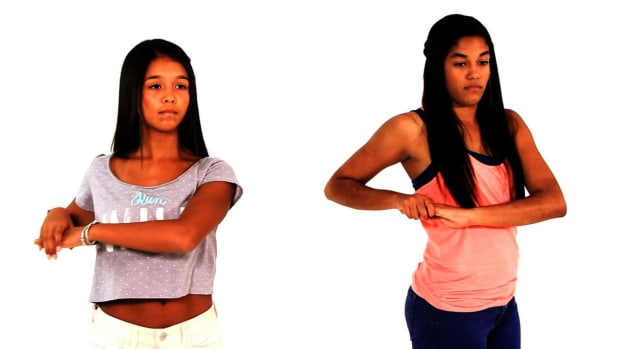 Q. How to Do the Pop, Lock & Drop It Hip-Hop Move for Kids Promo Image