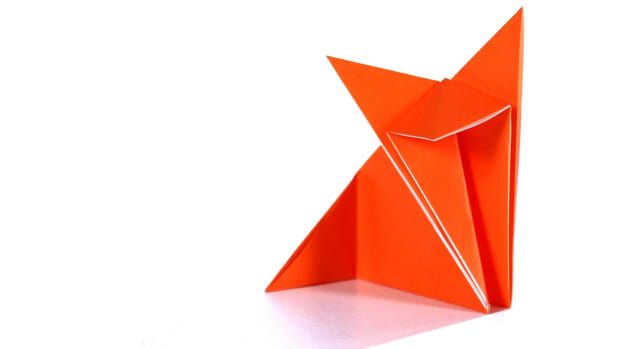 J. How to Make an Origami Fox Promo Image