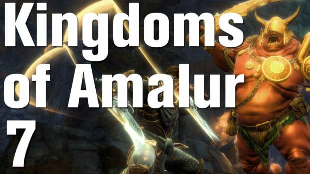 G. Kingdoms of Amalur: Reckoning Non-Review [HD] Promo Image