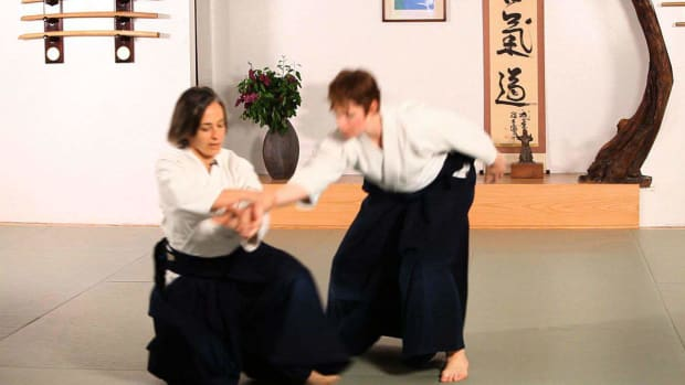 D. How to Do Suwari Waza in Aikido Promo Image