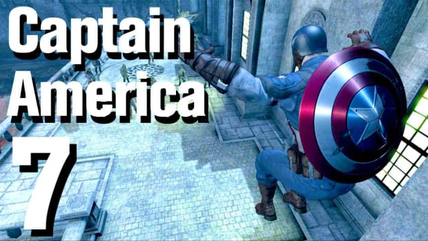 G. Captain America Super Soldier Walkthrough: Chapter 3 (2 of 5) Promo Image