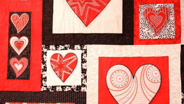 C. How to Design a Quilt Promo Image