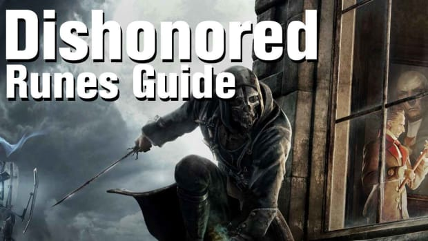 ZZE. Dishonored Rune & Bone Charm Guide - House of Pleasure Promo Image