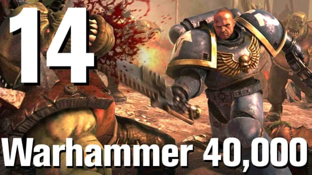 M. Warhammer 40K Space Marine Walkthrough Part 14: Lair of Giants Promo Image
